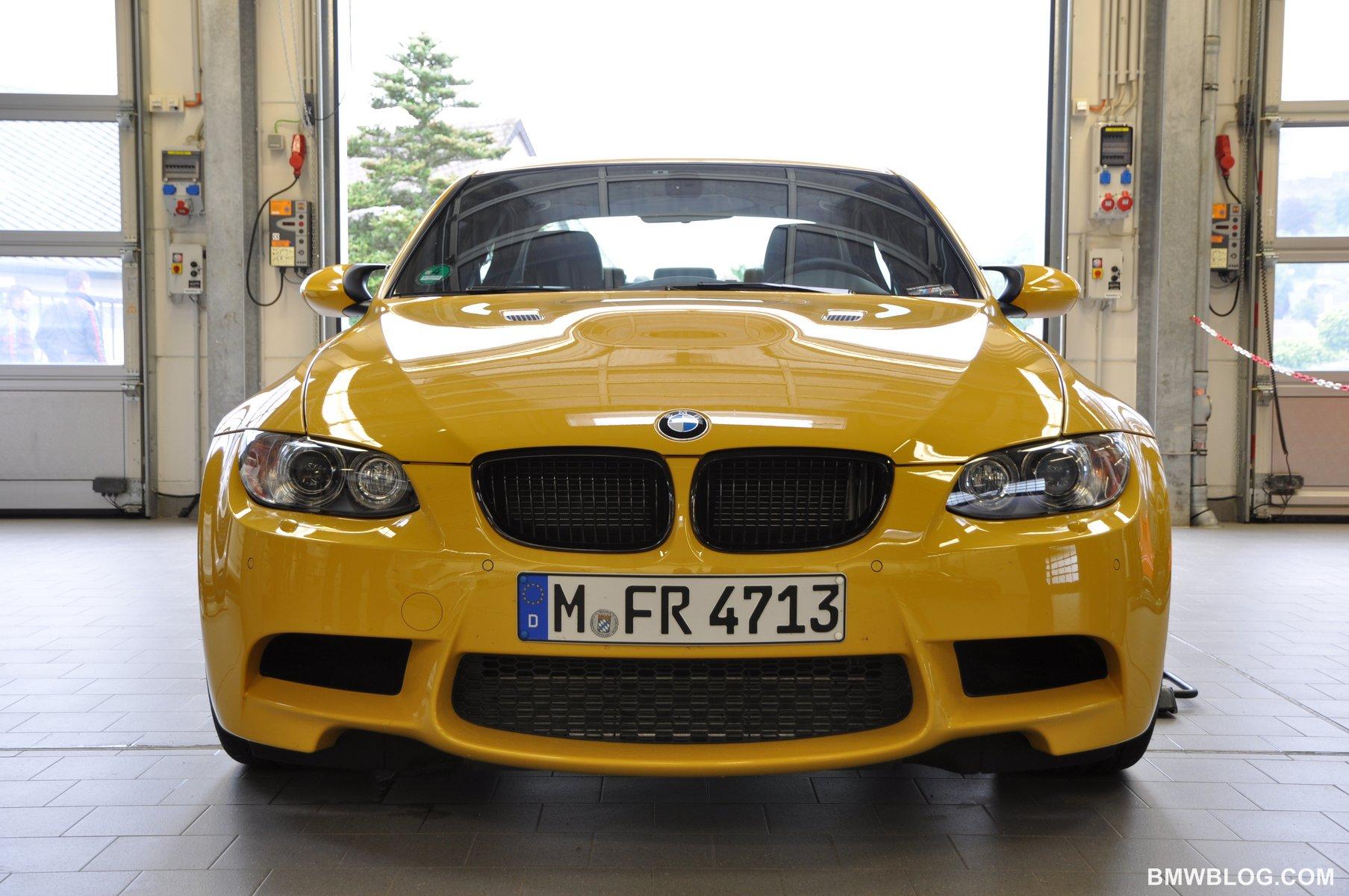 24 hr nurburgring BMW 1071