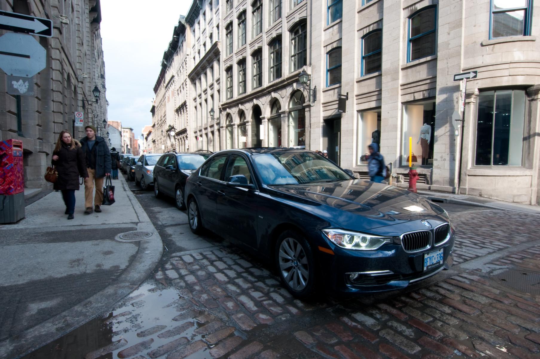 BMW 328i Luxury Line