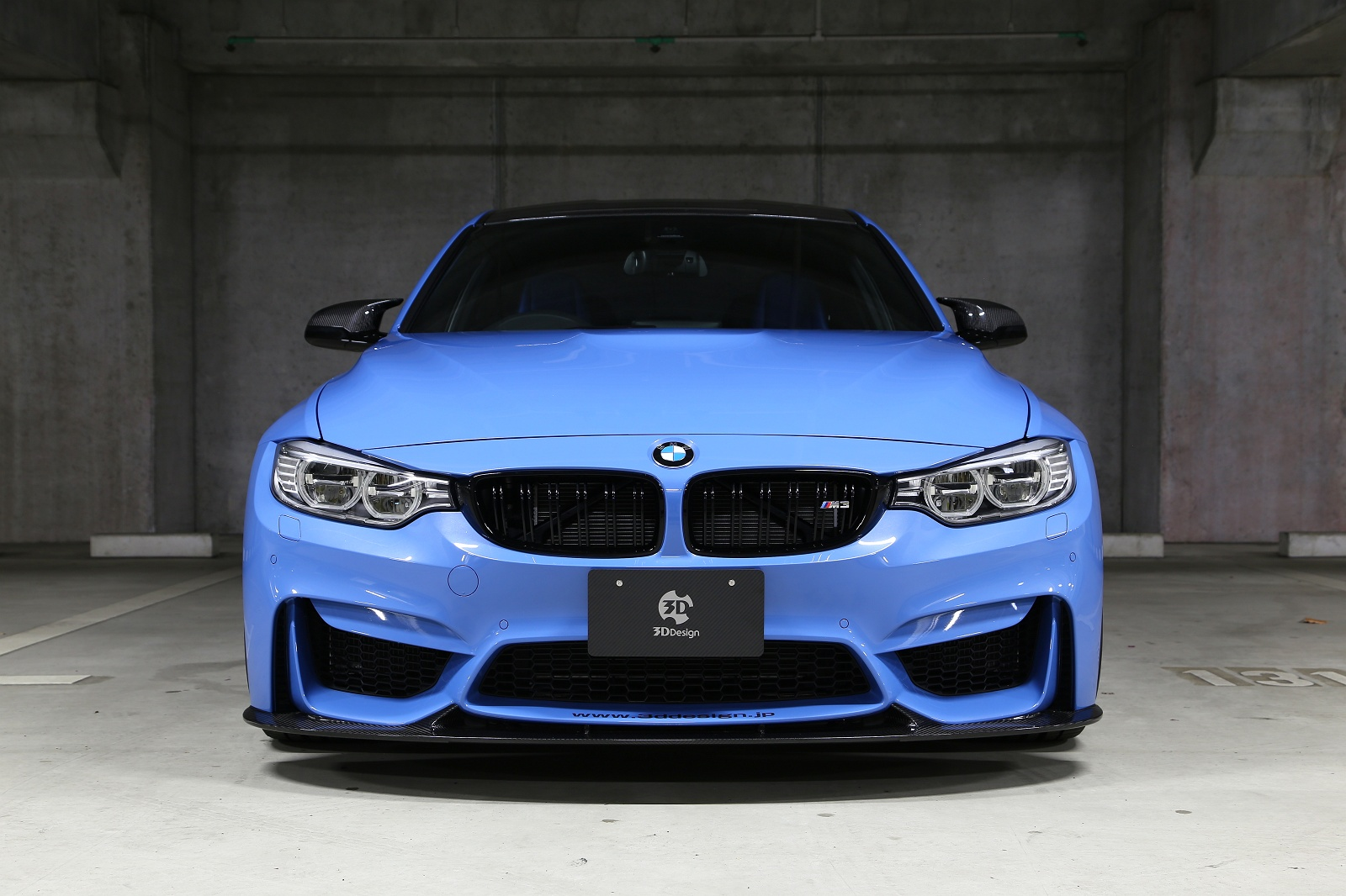 3D Design Aero Program For The BMW F80 M3 Image 6