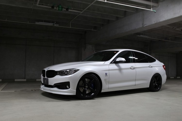 3D Design BMW 3er GT F34 Tuning Gran Turismo 03 750x500