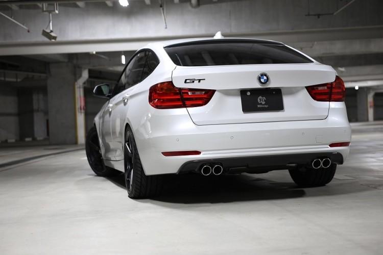 3D Design BMW 3er GT F34 Tuning Gran Turismo 17 750x500
