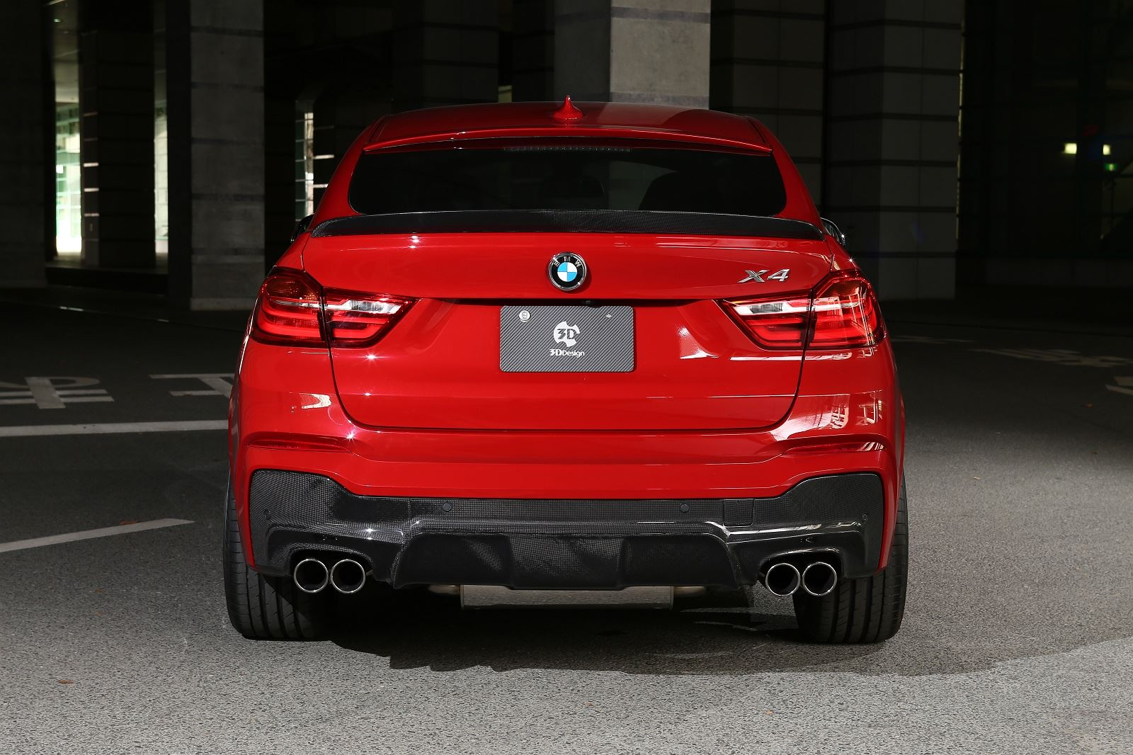 3d design tuning program for bmw x4