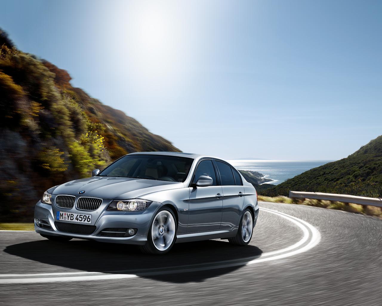 2009 BMW 3 Series Sedan Wallpapers