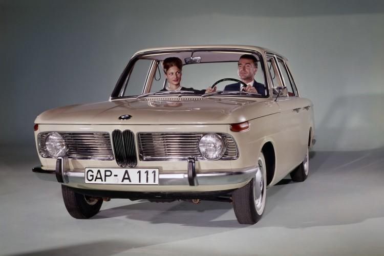 50 Jahre BMW 1500 Neue Klasse 11 750x500