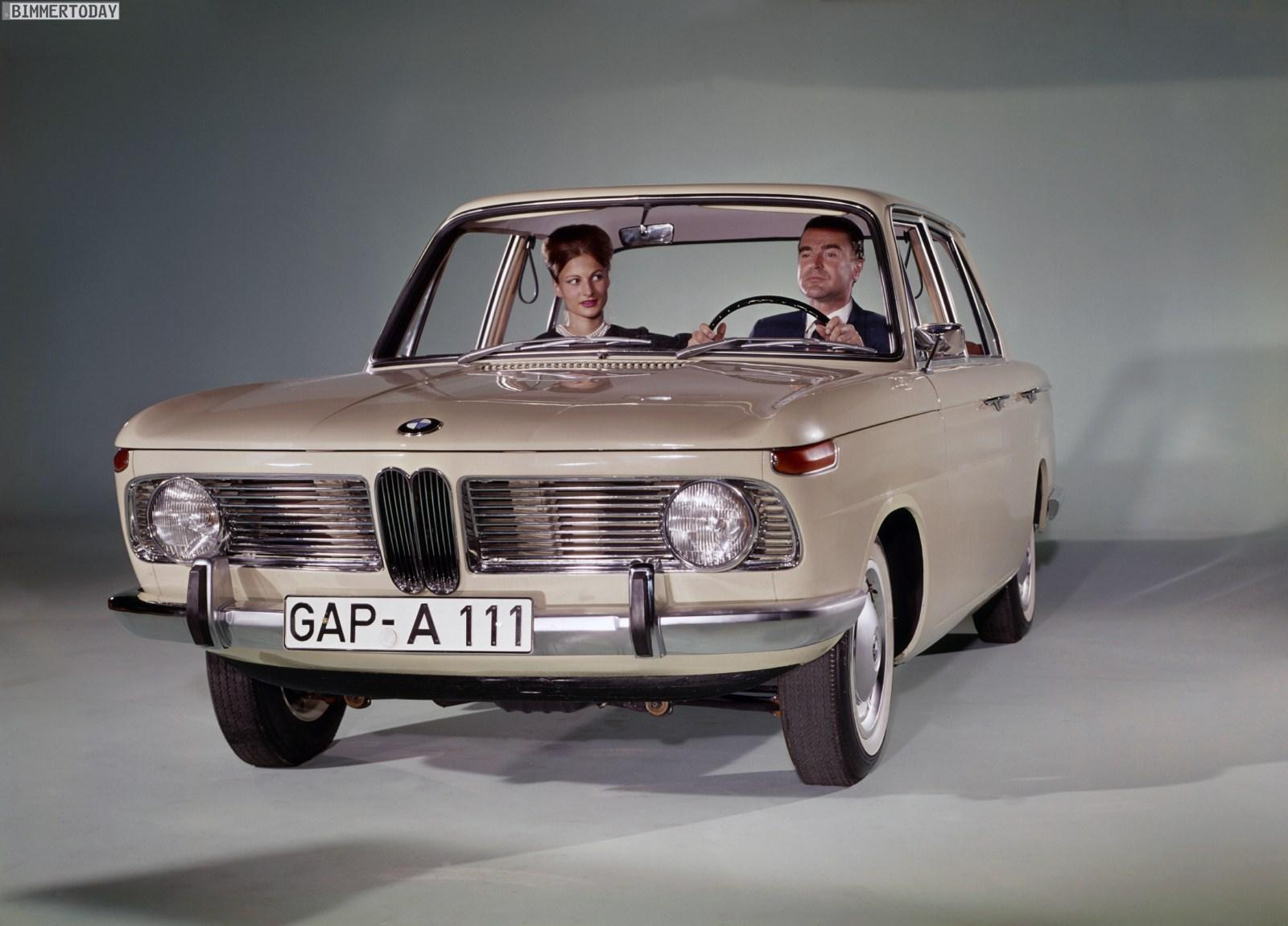 50 Jahre BMW 1500 Neue Klasse 11