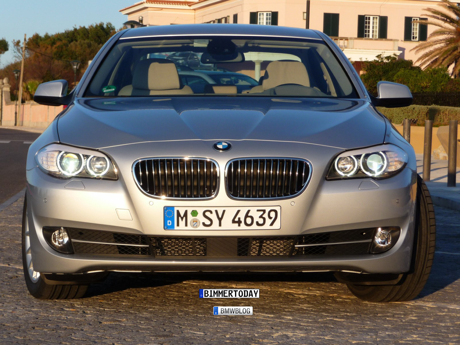 2011 bmw 530d first drive in portugal. Black Bedroom Furniture Sets. Home Design Ideas