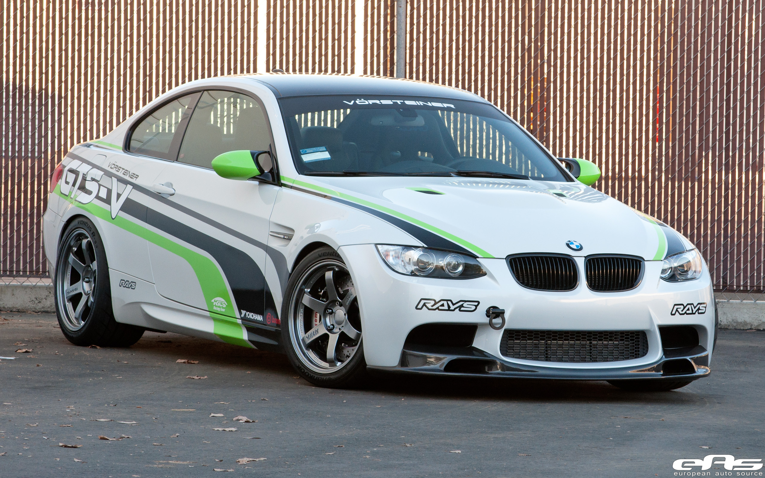 BMW I8 Top Speed >> First Look: New Vorsteiner GTS-V Parts on SEMA 2011 Build