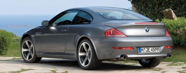 2011 BMW 6 Series