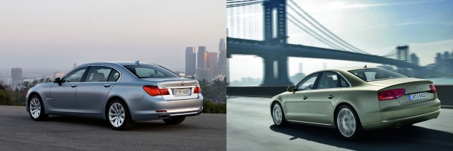 7-series-vs-audi-a8-side-rear