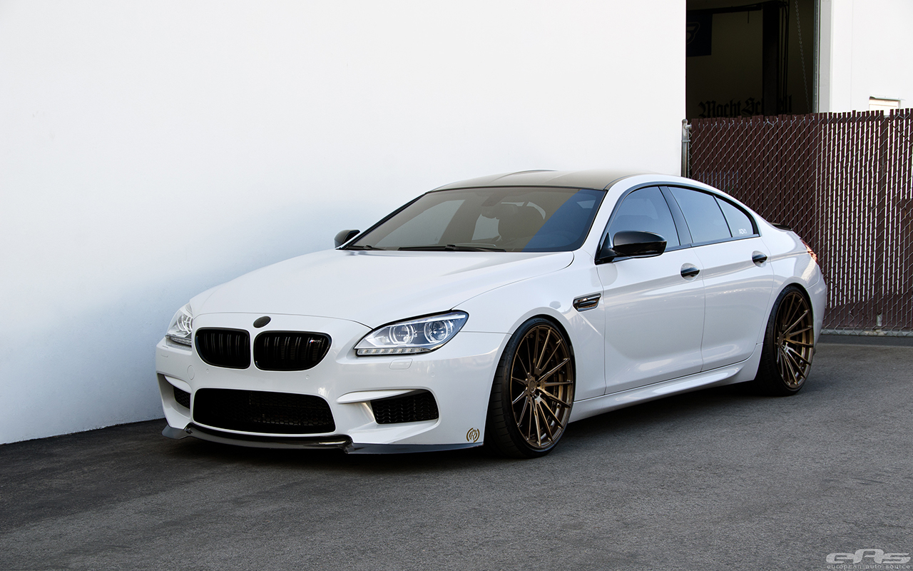 A Bmw M6 Gran Coupe Gets Modded And Dynoed