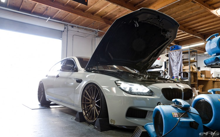 A BMW M6 Gran Coupe Gets Modded And Dynoed 5 750x469