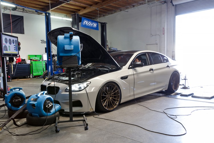 A BMW M6 Gran Coupe Gets Modded And Dynoed 7 750x500