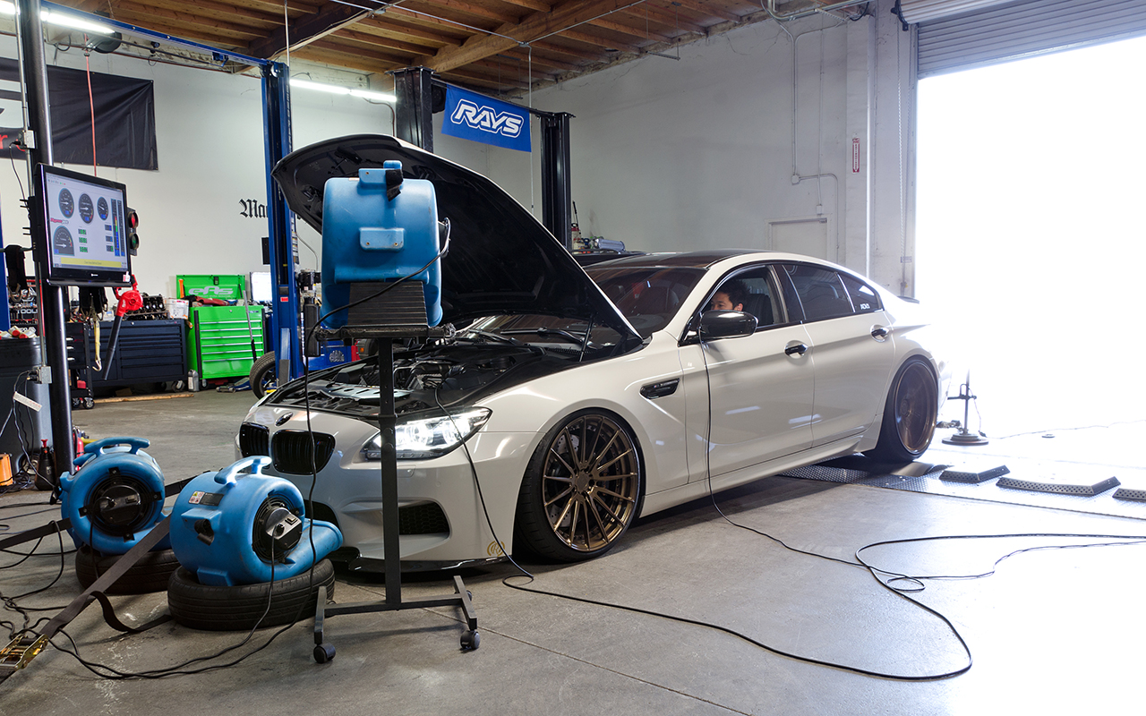 A BMW M6 Gran Coupe Gets Modded And Dynoed 7
