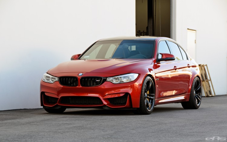 A Beautiful Sakhir Orange BMW F80 M3 Gets A Few Modifications 11 750x469