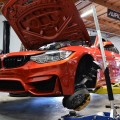 Sakhir Orange BMW F80 M3