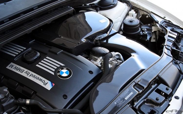 A Carbon Fiber Intake Added To A BMW 1M By European Auto Source 9 750x469