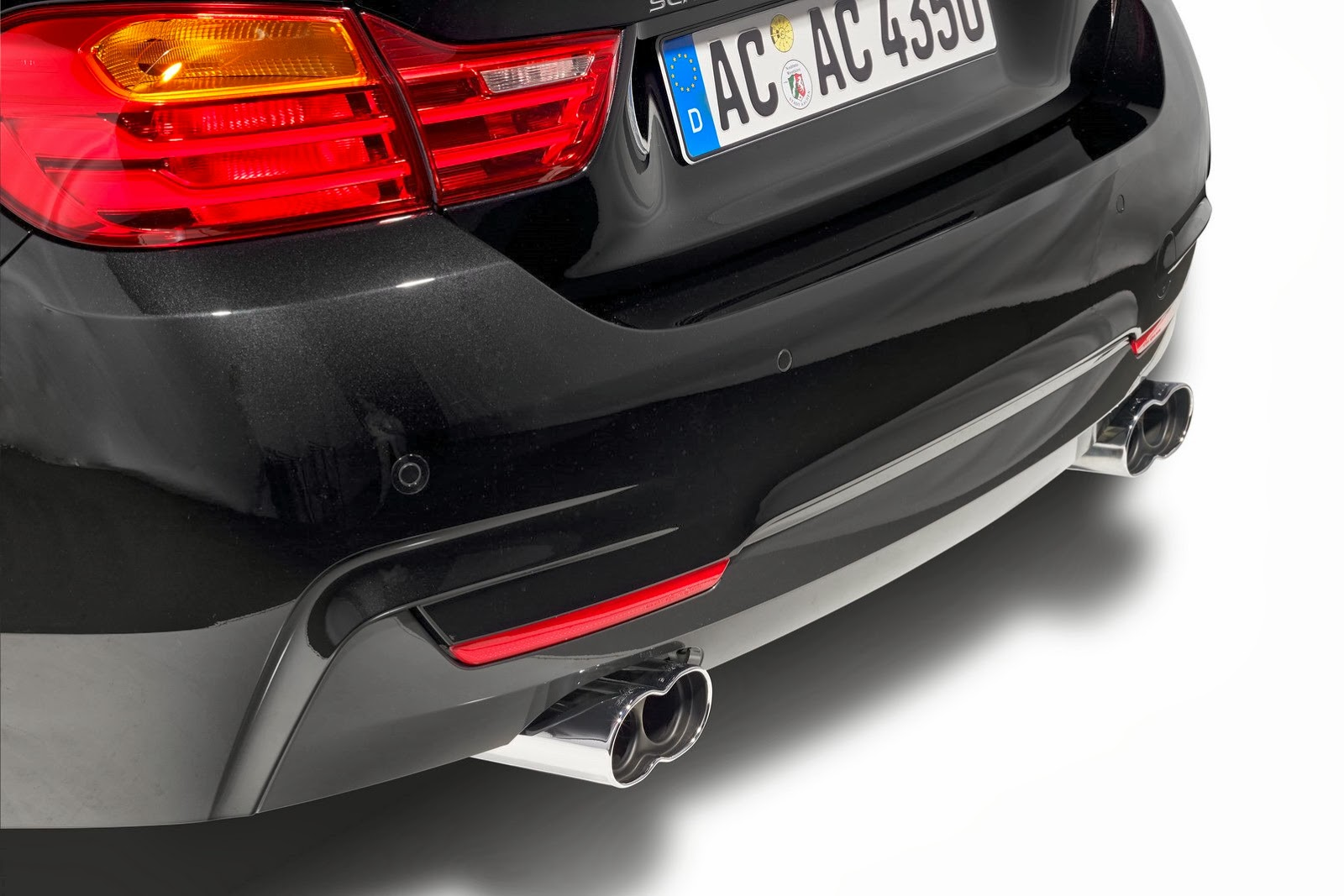 AC BMW 4 Series Coupe 12