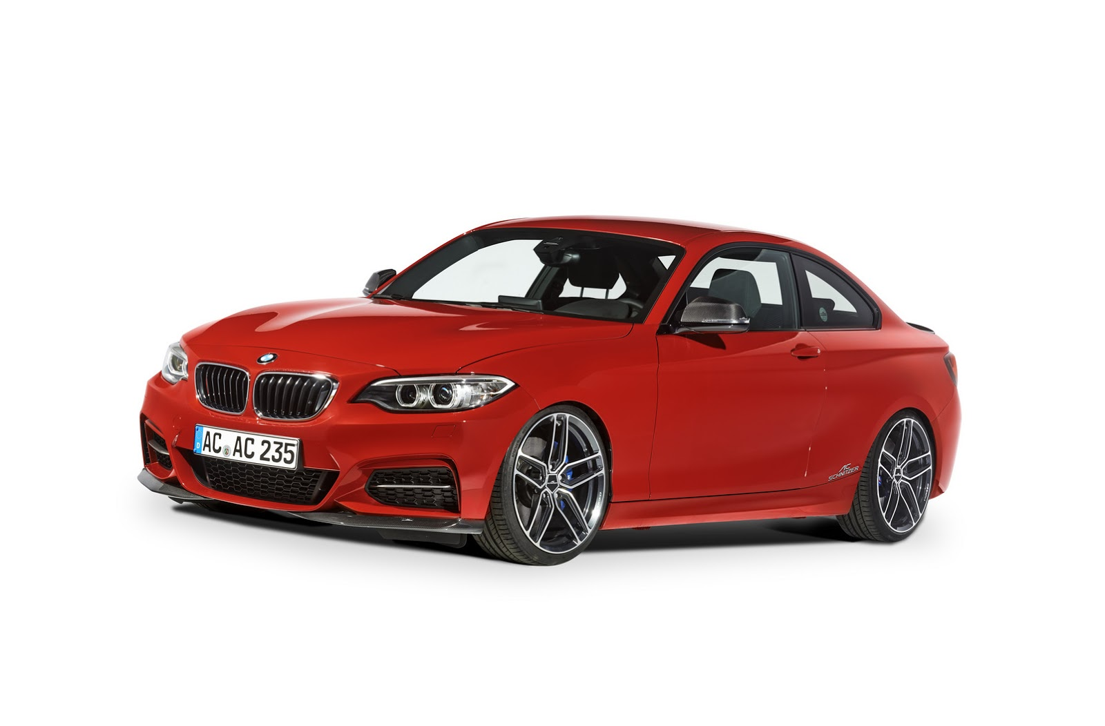 Ac Schnitzer Tuning For Bmw 2 Series Coupe