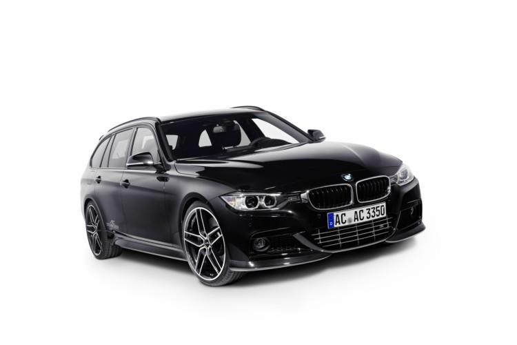 AC Schnitzer BMW 3er Touring F31 M Sportpaket Essen Motor Show 2012 01 750x500