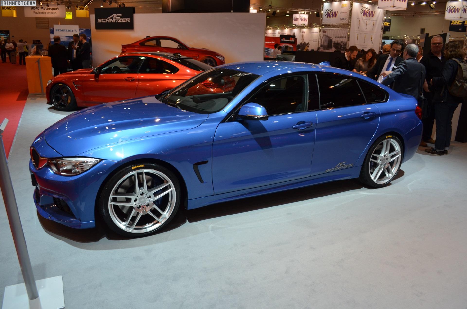 2014 essen motor show ac schnitzer bmw 4 series gran for Bmw 4er gran coupe m paket