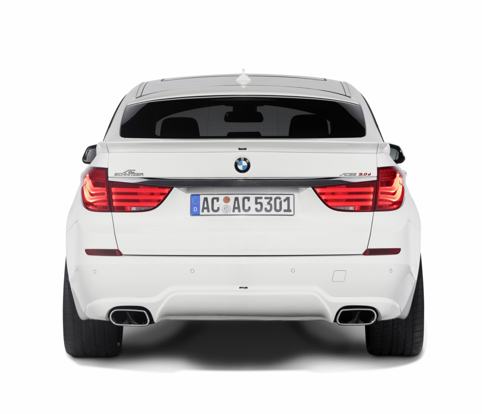 World Premiere: BMW 5 Series GT By AC Schnitzer