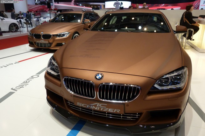 AC Schnitzer BMW 6er F06 GC ACS6 640d Autosalon Genf 2013 LIVE 1 655x436