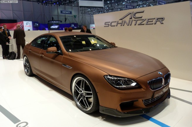 AC Schnitzer BMW 6er F06 GC ACS6 640d Autosalon Genf 2013 LIVE 2 655x436