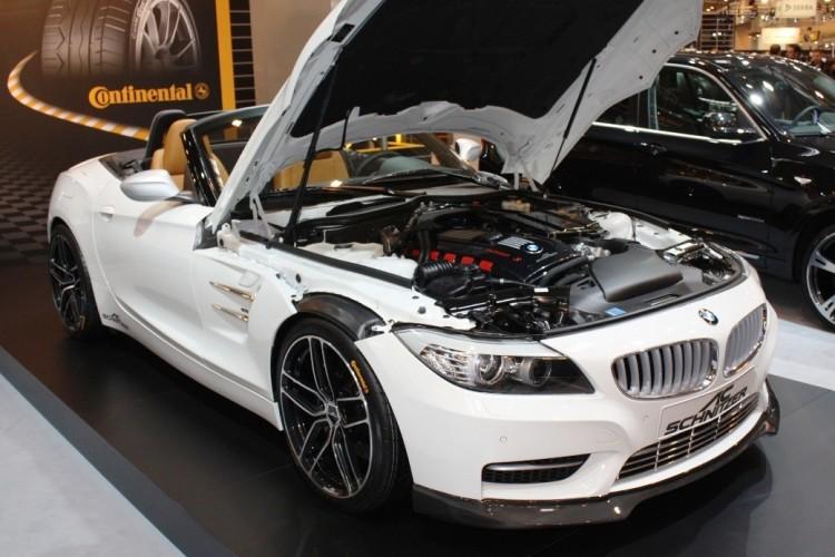 AC Schnitzer BMW Essen Motor Show 2010 10 750x500