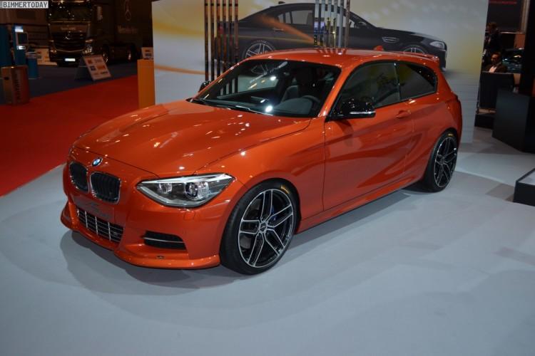 AC Schnitzer BMW M135i F21 Essen Motor Show 2012 1er Valencia Orange 01 750x500