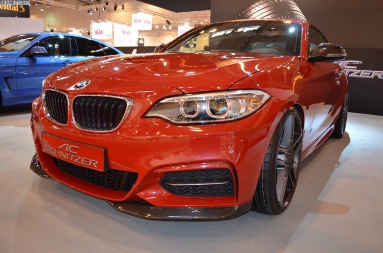 AC Schnitzer BMW M235i Tuning F22 Essen Motor Show 2014 05 750x496