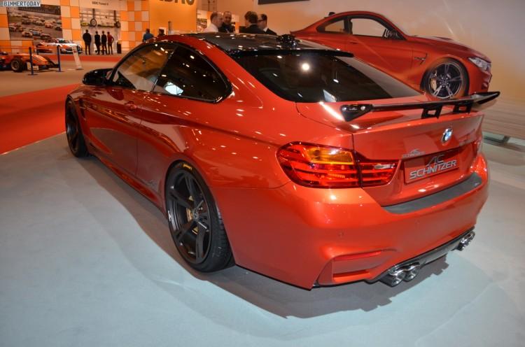 AC Schnitzer BMW M4 Tuning F82 Sakhir Orange Essen Motor Show 2014 05 750x496