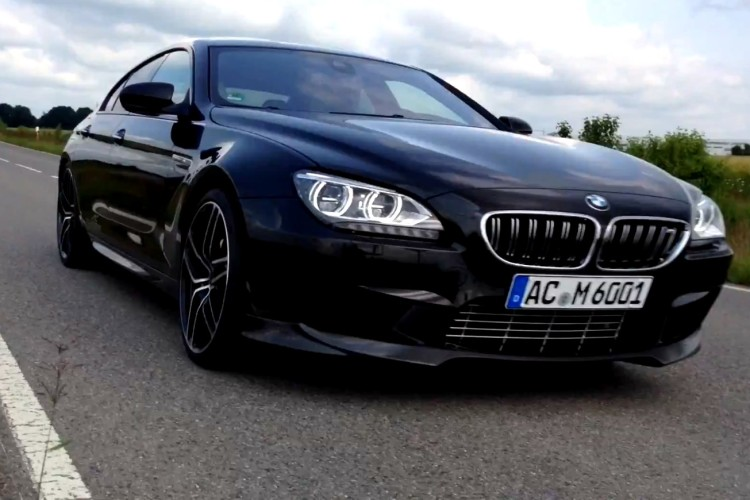 AC Schnitzer BMW M6 Gran Coupe 750x500