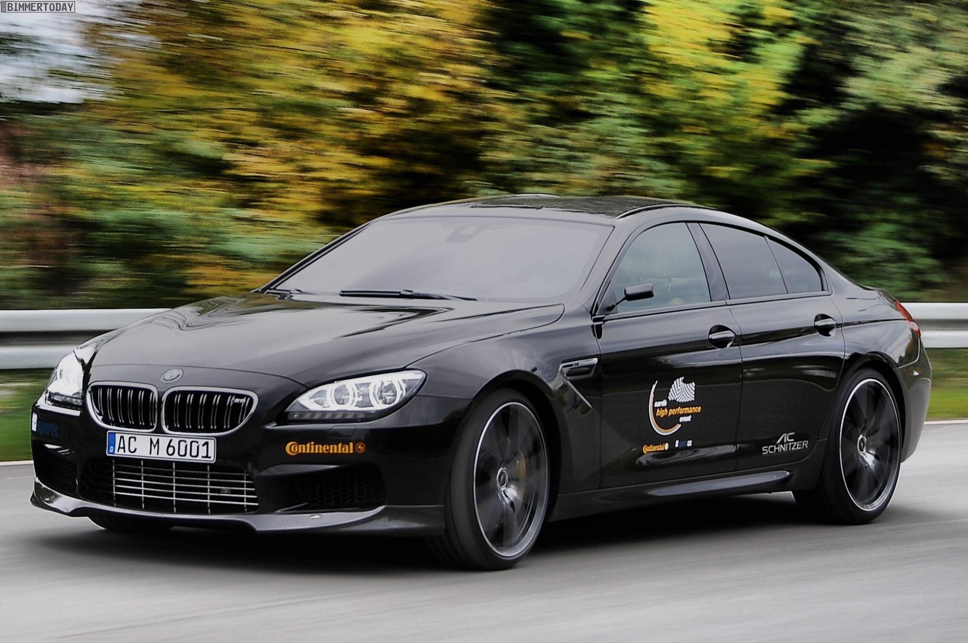 AC Schnitzer BMW M6 Gran Coupe Nardo High Speed Tuning Test 02