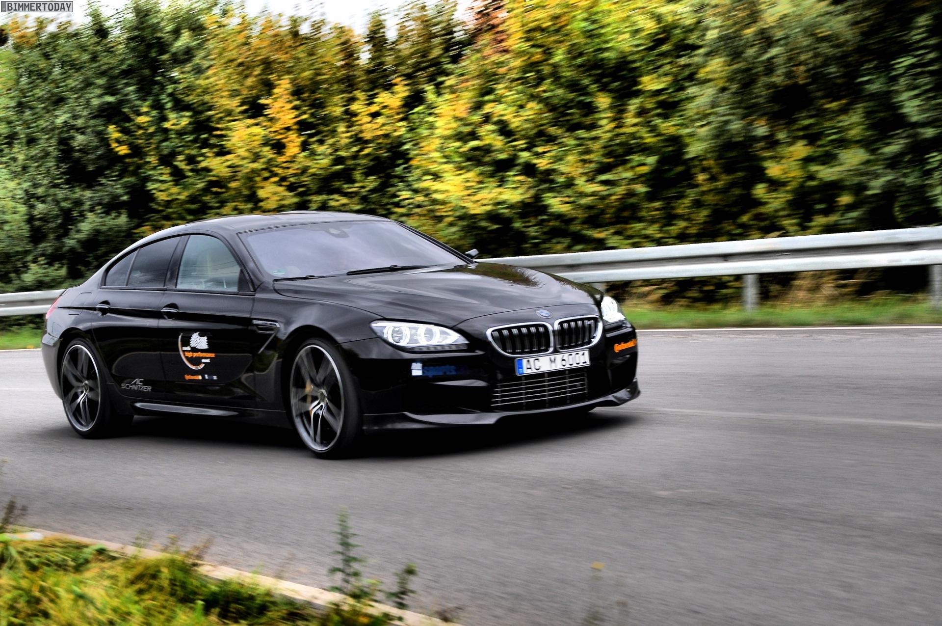 AC Schnitzer BMW M6 Gran Coupe Nardo High Speed Tuning Test 04