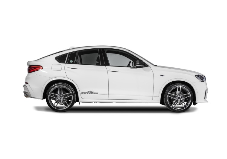 AC Schnitzer BMW X4 Tuning Program