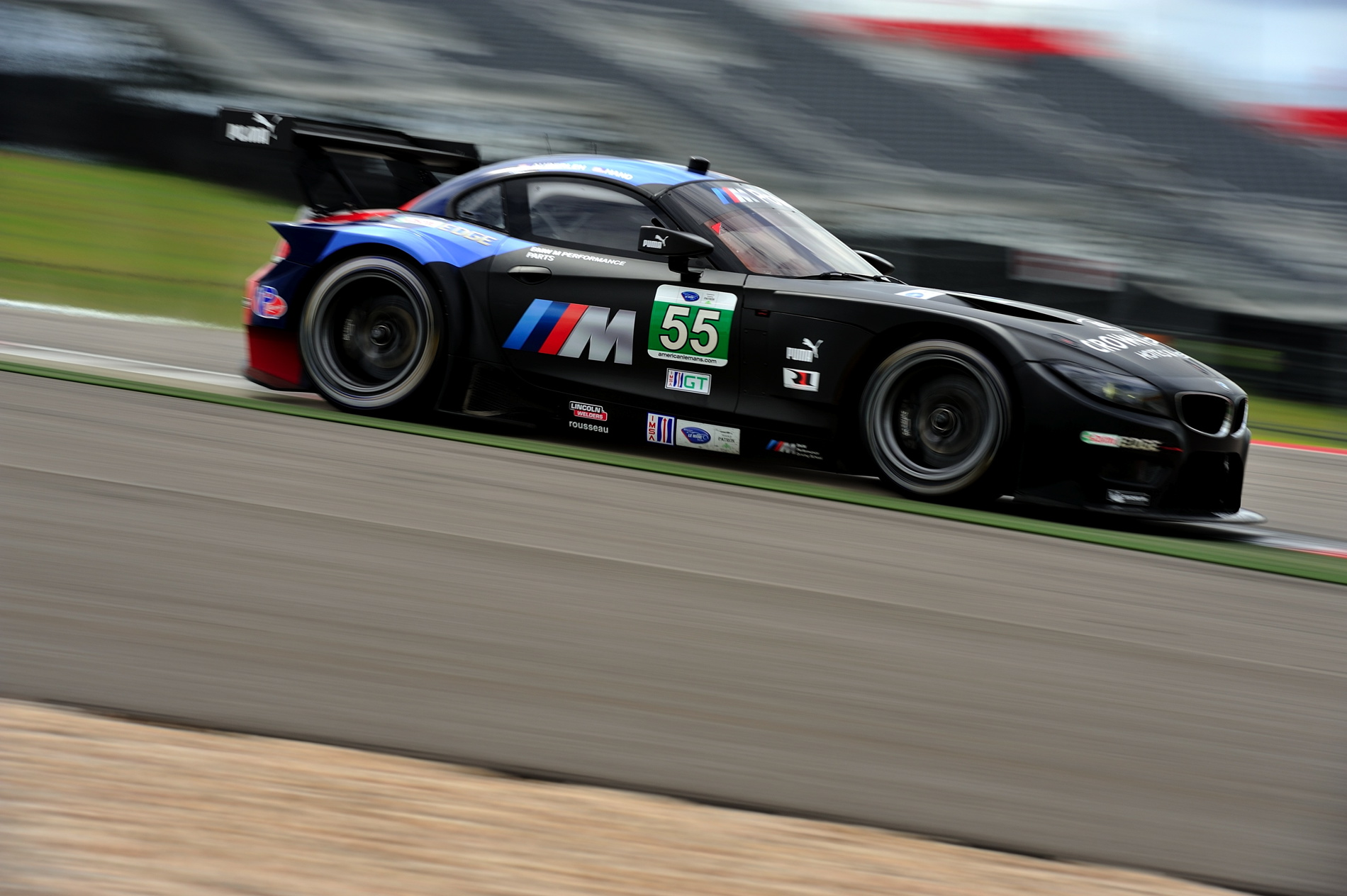 ALMS BMW Circuit of the americas 01