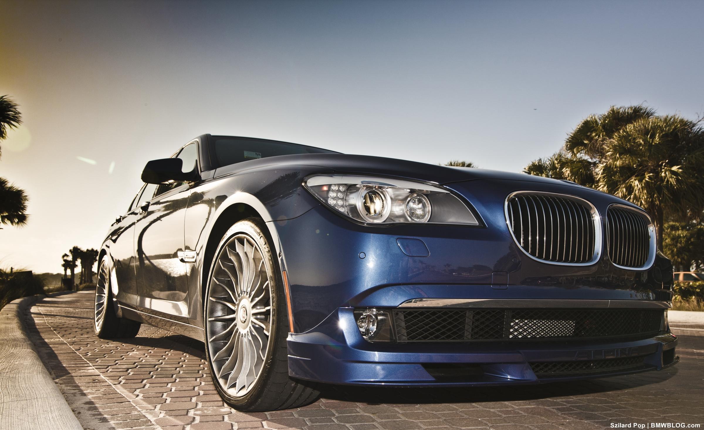 BMW Connecteddrive Usa >> Free Wallpapers: ALPINA B7