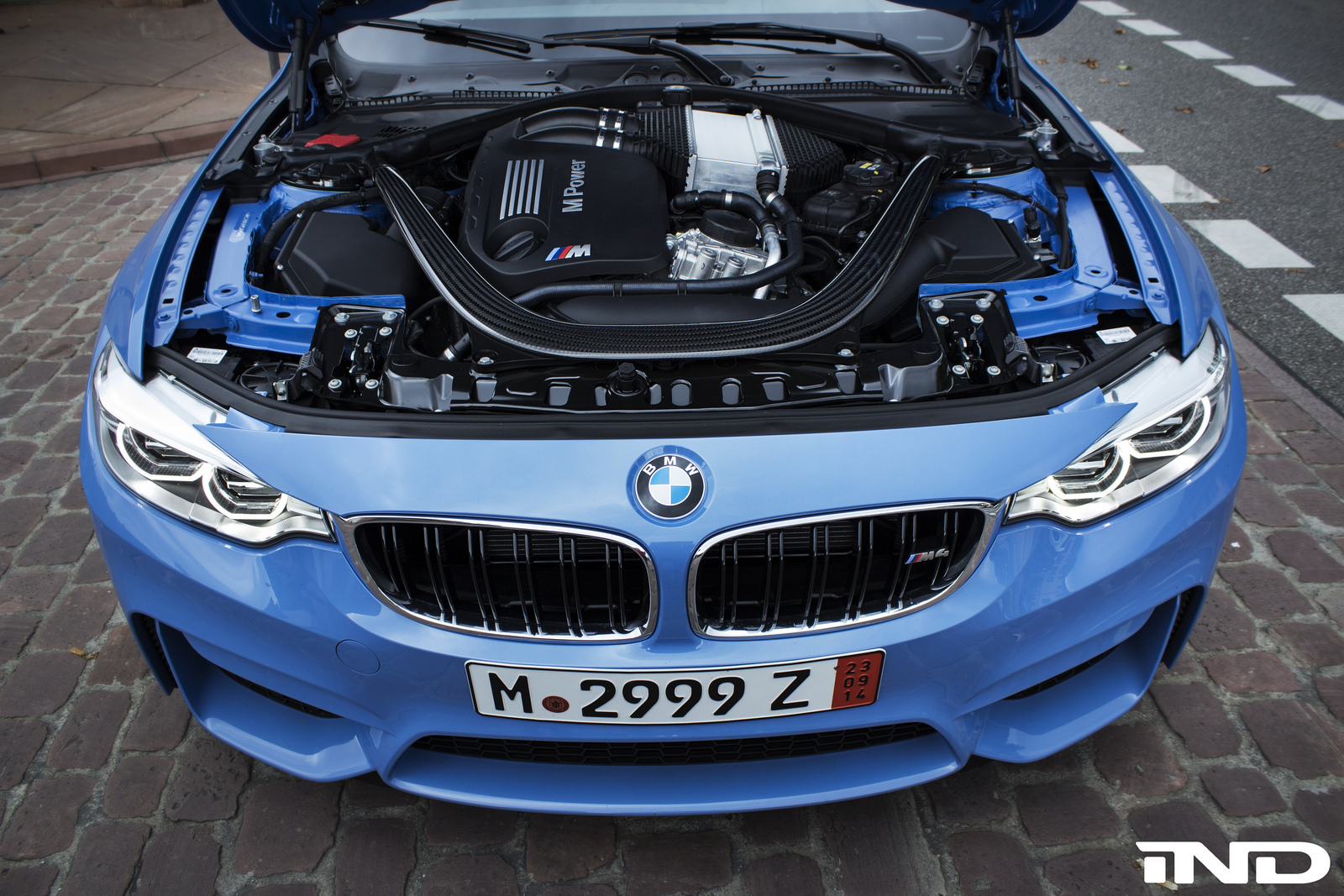 Aftermarket Exhaust System For BMW F8X 14