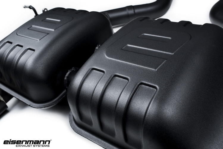Aftermarket Exhaust System For BMW F8X By Eisenmann 10 750x500
