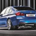 Akrapovic BMW 335i F30 120x120
