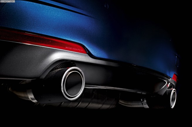 Akrapovic BMW 335i F30 image 655x436