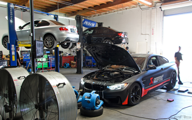 Akrapovic Evolution Exhaust for F80 M3 And F82 M4 By EAS 1 750x468