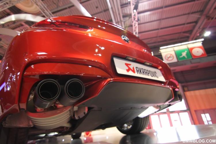 Akrapovic Exhaust BMW M6 07 750x500