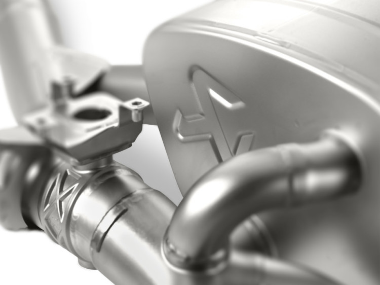 Akrapovic F8X M3_M4 Slip On Exhaust System-photo