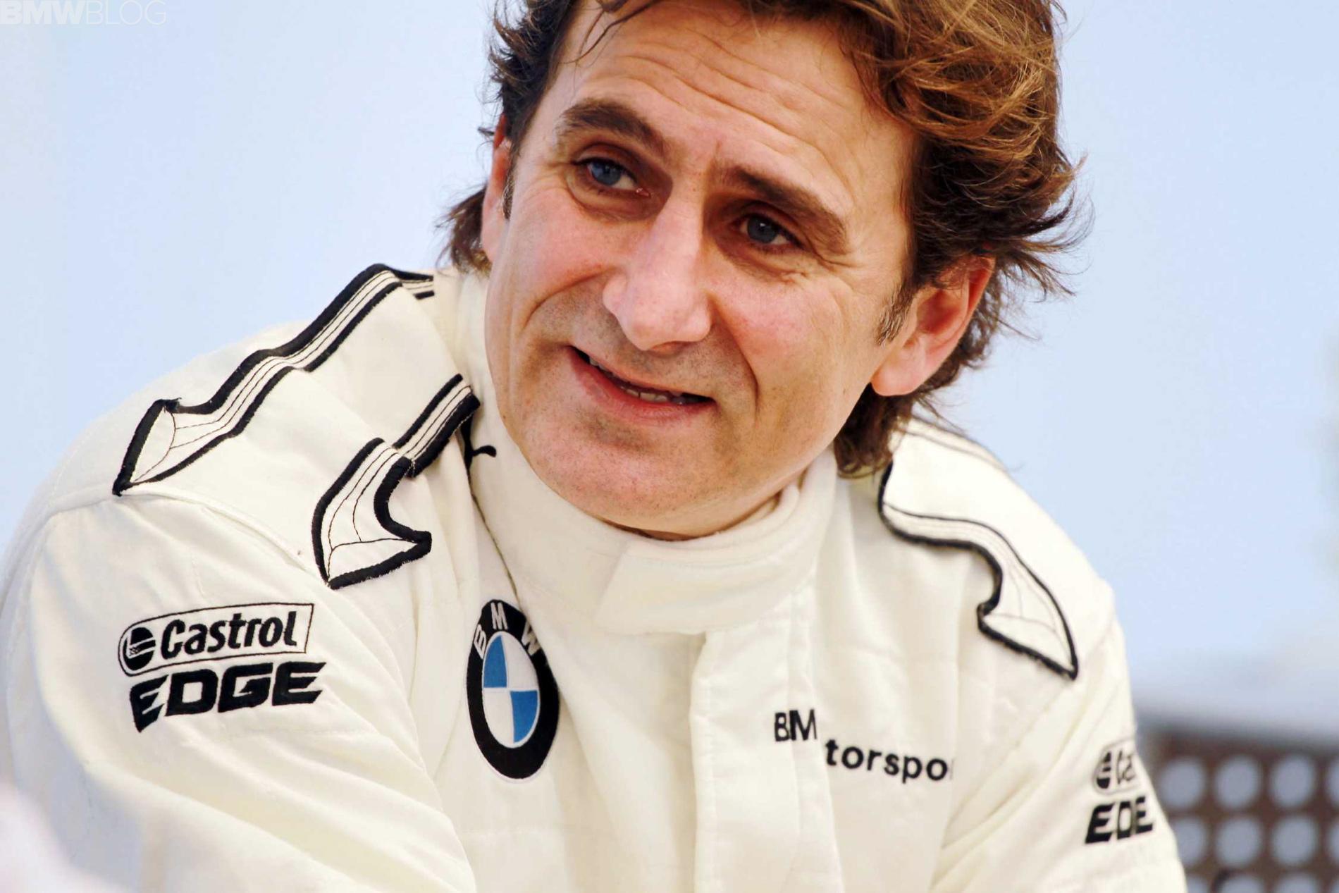 Alessandro Zanardi bmw motorsport 08