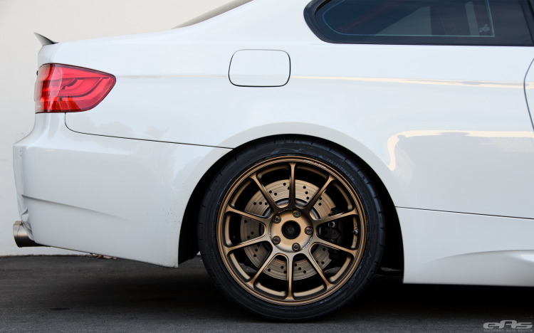 Well Done Alpine White BMW E92 M3 Project