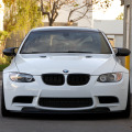 Alpine White BMW E92 M3 Project 19 120x120