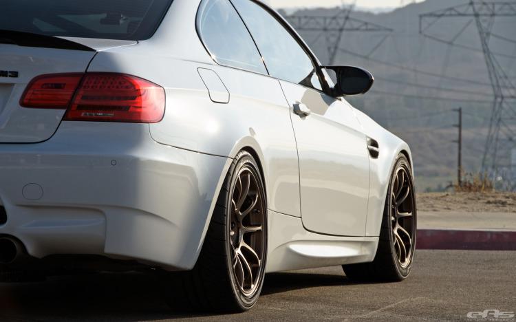 Alpine White BMW E92 M3 Project 6 750x468