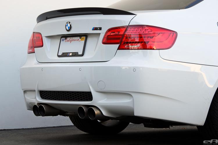 Alpine White BMW E92 M3 Track Ready Project 16 750x500
