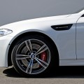 Alpine White BMW F10 M5 With Brembo Brakes 2 120x120